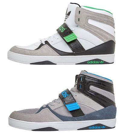 adidas Originals Herren Space Diver 2. Hi Sneaker für 25,44€ (statt 55€)