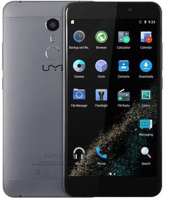 UMI Super 4G   goldenes 5,5 Zoll Full HD Phablet mit 32GB & Android 6 für 159,17€