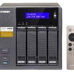 QNAP TS-453A-4G NAS mit 4GB Ram + Fernbedienung für 399€ (statt 492€)