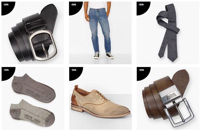 Levis Sale mit bis zu 50% + weitere 20% auf ALLES  + VSK frei   z.B. 541 Athletic Fit Jeans für 52€ (statt 69€)