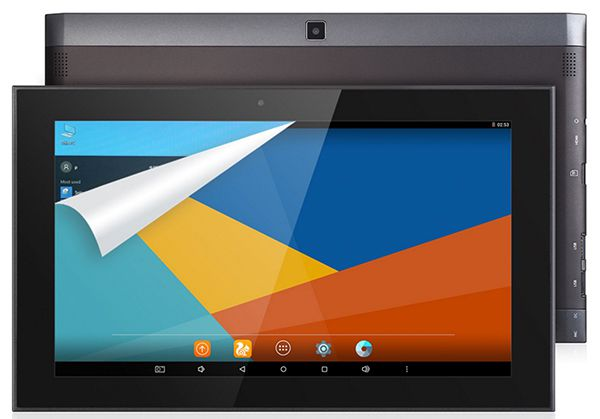 Teclast TBOOK 16   11,6 Zoll Dual Boot (Win 10 + Android 5.1) Full HD Tablet für 192€