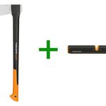 Fiskars X21-L Spaltaxt + Messerschärfer für 44,99€ (statt 61€)