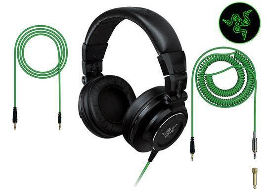 Razer Adaro DJ Kopfhörer für 45,90€(statt 87€)