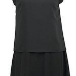 Karl Lagerfeld Mesh Panelled Dress Cocktailkleid für 92€ (statt 263€?)
