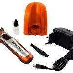 DingLing RF-607 Akku Haarschneider + Barttrimmer für 13,99€