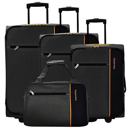 Travelite Portofino Kofferset 4 teilig für 115,95€ (statt 155€)