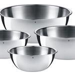 WMF Gourmet Cromargan-Küchenschüsseln 4-teilig für 35,90€ (statt 45€)