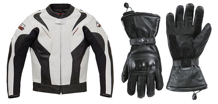 Hein Gericke Sale + 20% Rabatt   z.B. PSX Monza Lederkombi Jacke für 89€ (statt 115€)