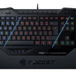 Roccat Isku FX Multicolor Gaming Tastatur für 44,99€ (statt 94€)