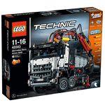Schnell? Lego Technic – Mercedes-Benz Arocs 3245 für 128,16€ (statt 158€)