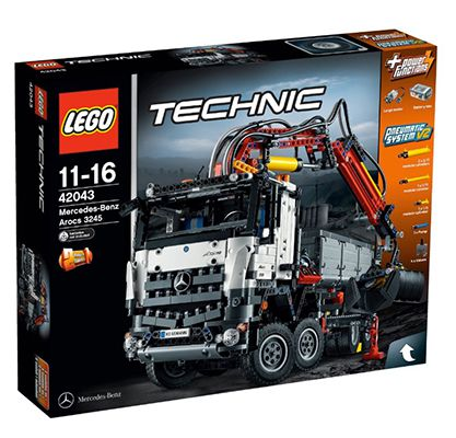 Lego Technic   Mercedes Benz Arocs 3245 für 135€