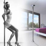 Profi Pole Dance Tanzstange 45mm für 57,65€ (statt 72€)