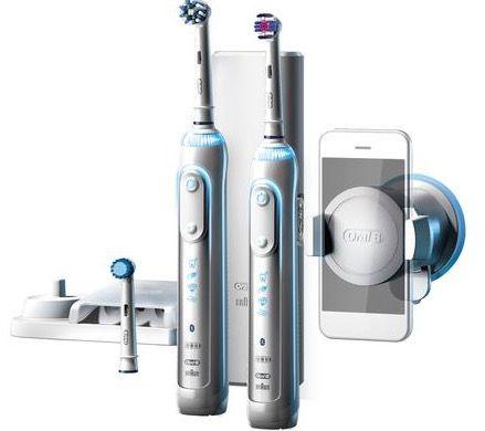 Oral B Genius 8900 Zahnbürste mit 2. Handstück für 115€ (statt 123€)