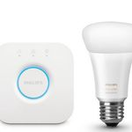 Philips Hue Sale bei brands4friends – z.B. Hue Starter-Set E27 für 102€ (statt 116€)