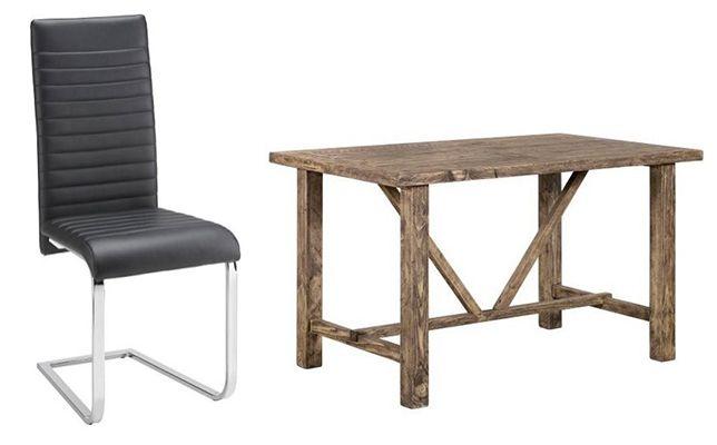 20% auf Esszimmertische  & Stühle bei Mömax   TIPP!