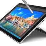 Microsoft Surface Pro 4 – 256GB Tablet für 1.299€ (statt 1.486€)