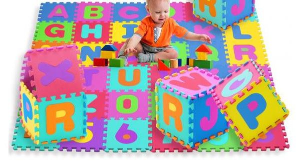 KIDIZ Puzzlematte 86 teilig für 16,95€ (statt 19€)