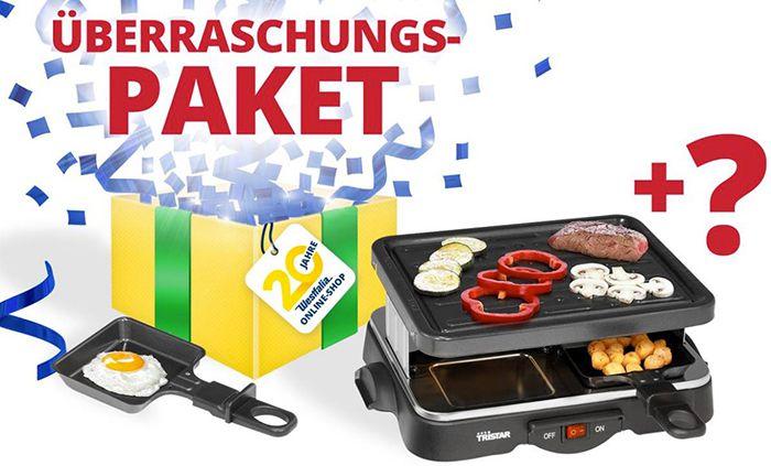 Westfalia Überraschungspaket mit Tischgrill (Wert 20€) für 25,95€