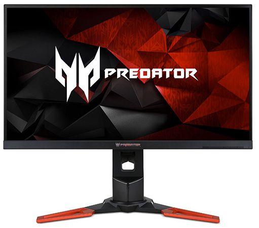 Acer Predator XB271HU – 27 Zoll WQHD Gaming Monitor mit max. 165 Hz + G-Sync für 499,90€ (statt 547€)