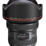 Canon EF 11-24mm f/4 L USM Weitwinkelobjektiv für 2.299€(statt 2.949€)