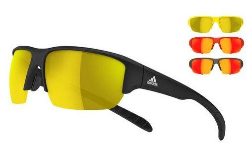 adidas Kumacross Halfrim Sportbrillen für je 65,90€ (statt 79€)