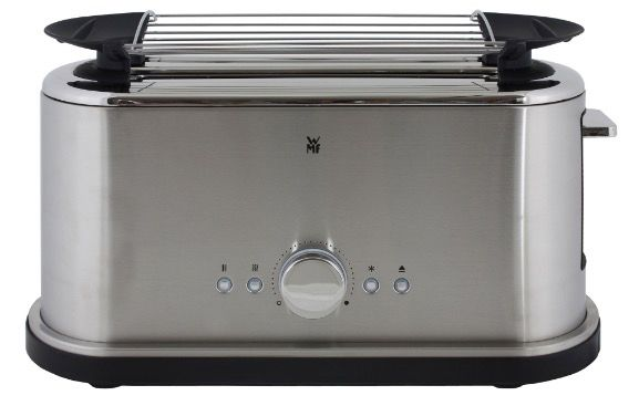 WMF 414060012 Lineo 2 Scheiben Langschlitz Toaster für 74,90€ (statt 82€)