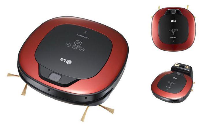 LG VR64607 Saugroboter für 299€(statt 399€)