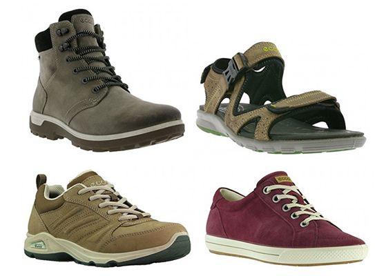 ecco Halbschuhe & Sneaker ab 34,99€ (statt 62€)