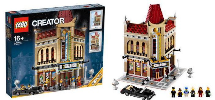 LEGO Creator Palace Cinema 10232 für 97,99€ (statt 135€)