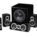 Wharfedale Moviestar DX-1 – 5.1 Heimkino-System für 358,90€(statt 489€)