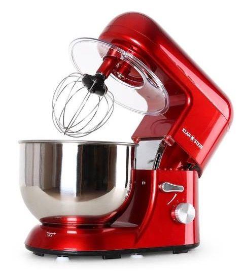 Klarstein TK2 Bella Rossa Küchenmaschine 1200W für 87,95€ (statt 100€)