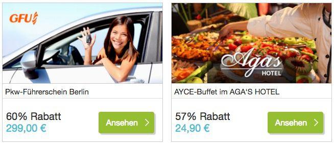 15% auf fast alles bei Dailydeal   z.B. Kreutzers Burgerpaket mit deutschem Wagyu Rind für 25,41€ (statt 30€)