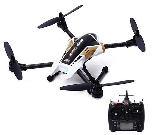 XK X251 2.4G RC Quadcopter RTF für 83€ (statt 163€?)