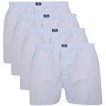 4er Pack Kappa Herren Slips oder Web-Shorts für je 12,99€ (statt 23€)