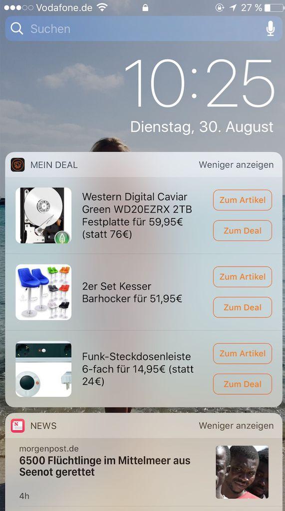 iOS 10 Beta Tester für neue Features der App gesucht