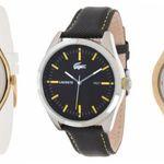 Lacoste Uhren ab 45€ & Sonnenbrillen ab 33€ + VSK-frei in der Zalando Lounge