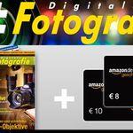 2 Ausgaben c't Digitale Fotografie mit effektiv 5,10€ Gewinn – Bonus Deal!