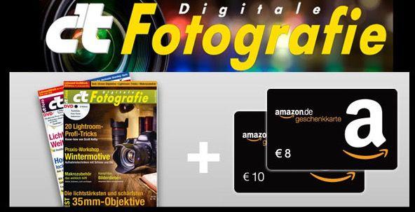 Bildschirmfoto 2016 08 31 um 09.40.36 2 Ausgaben c't Digitale Fotografie mit effektiv 5,10€ Gewinn   Bonus Deal!