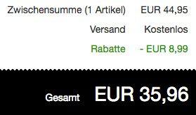 Mustang Herren Halbschuhe für 35,96€ (statt 45€)