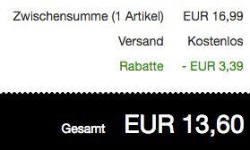MCNEAL Bermuda Shorts ab je 13,60€ (statt 20€)