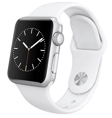 Bildschirmfoto 2016 09 15 um 12.27.30 Apple Watch 38mm Weiß mit Sportarmband für 203,92€