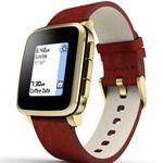 Pebble Steel Smartwatch (geöffnete Verpackung) für 99,95€ (statt 160€)