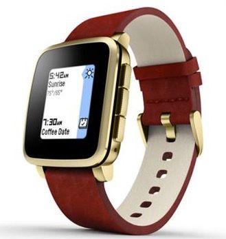 Bildschirmfoto 2016 09 19 um 08.13.32 Pebble Steel Smartwatch (geöffnete Verpackung) für 104,95€