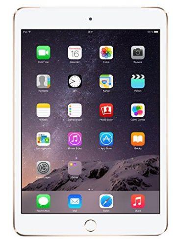 Apple iPad mini 3 64GB WiFi + 4G in Gold für 364,90€ (statt 419€)