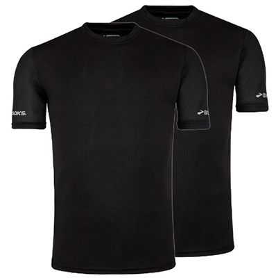 2er Pack Brooks Herren Funktions Shirts für 12,99€