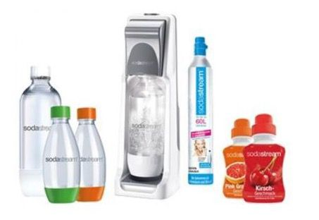 Bildschirmfoto 2016 11 03 um 08.35.37 Sodastream Cool Trinkwassersprudler Megapack für 44,99€ (statt 59€)
