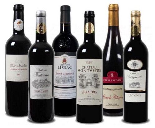 Weinvorteil: 50% oder 55% Rabatt auf alle nicht reduzierten Weine