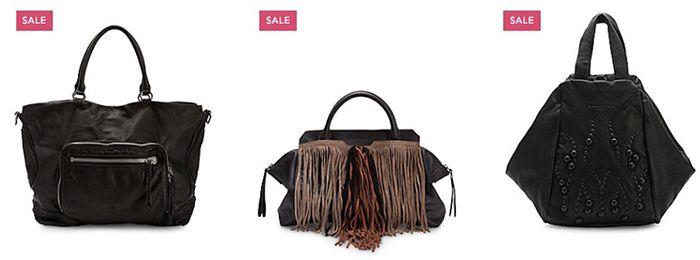 Liebeskind Sale mit bis zu 50% Rabatt auf Taschen + 20% Gutschein   z.B. Jeany W Vintage Tasche für 144€ (statt 169€)