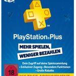PlayStation Plus Live Card (365 Tage) für 38,16€(statt 44€)