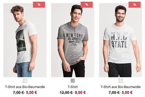 C&A Sale mit bis zu 70% Rabatt + 10% Gutschein   günstige Mode für die ganze Familie